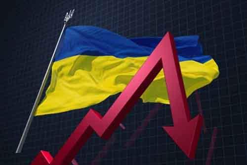 Экономический кризис на Украине в шести диаграммах