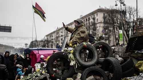 Протестующие могут вернуться на баррикады, если разочаруются в новом правительстве
