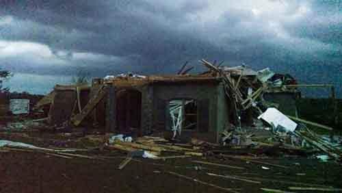 Число жертв торнадо в США увеличилось до 12 человек