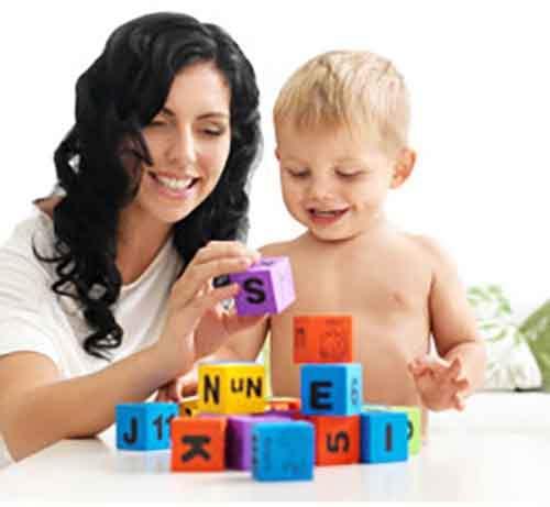 Обучение иностранному языку детей