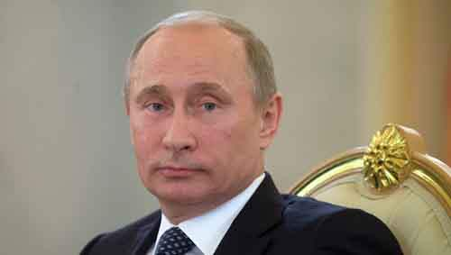 Путин вытесняет доллар