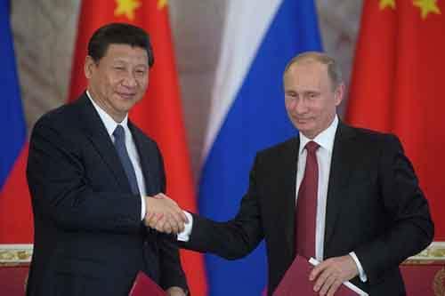 Газовая сделка между Россией и Китаем