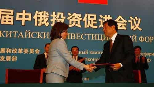 Не подталкивайте Китай к России