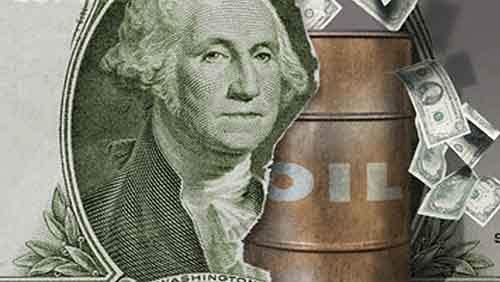 Если Россия откажется от нефтедолларов, то акции на фондовом рынке значительно упадут в цене