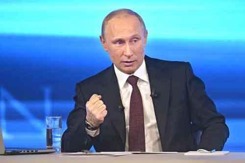 Президент России не будет просто праздным наблюдателем