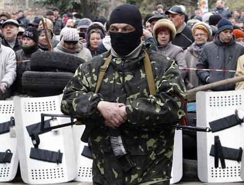 Промышленный пояс Украины: Россия или разорение