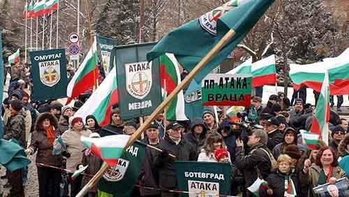 Болгарские националисты могут свергнуть правительство из-за санкций в отношении России