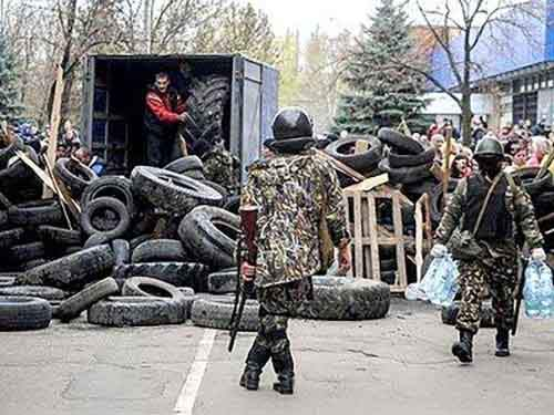 Спецоперация на востоке Украины вернулась в активную фазу