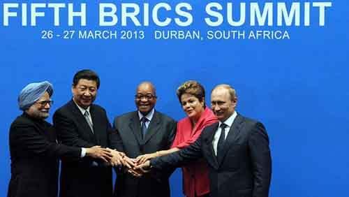 Страны БРИКС (благодаря России) потеснили «семёрку» в «двадцатке»