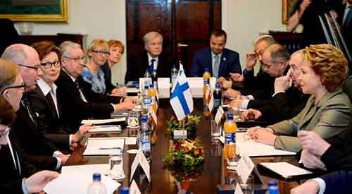 Несмотря на санкции Запада, финны присматриваются к морской индустрии России