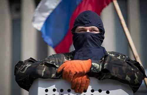 Между тем, обстановка на Украине остаётся сложной