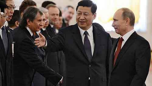Россия и Китай готовятся подписать газовое соглашение