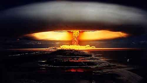 Исследование показало: небольшая атомная война уничтожит весь мир