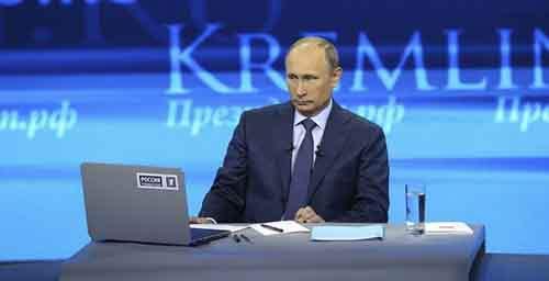 Путина не пугают $115 миллиардов российских долговых выплат