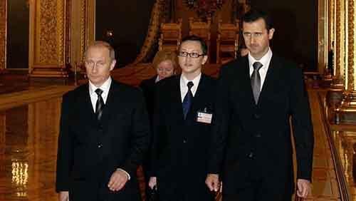 Путин бросает вызов Обаме, возобновив поставки оружия Ассаду