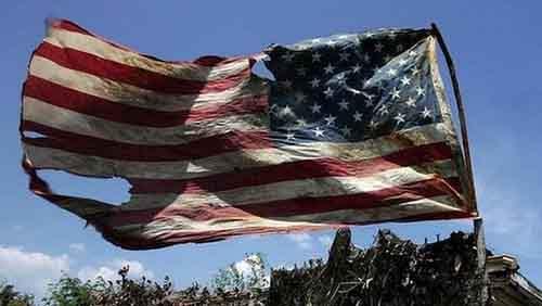 Америка: как рушится империя