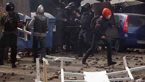 Жертвами беспорядков в Одессе стали 43 человека