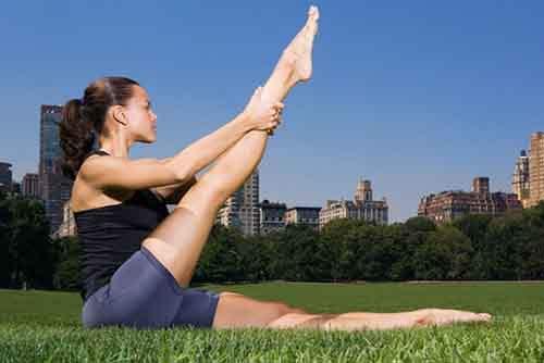 Как быстро и эффективно сжечь жир в ногах и бедрах