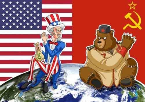 Пропаганда США видна невооружённым глазом