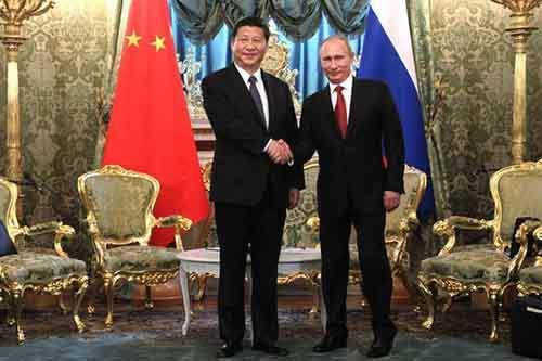 Антироссийские настроения ведут к сближению России и Китая