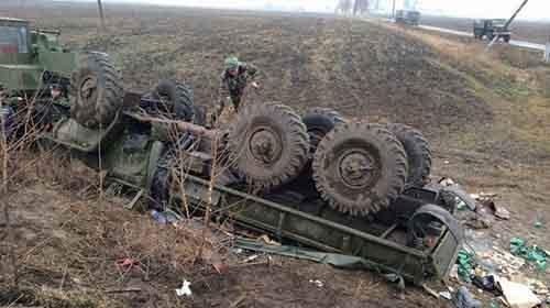 Украинской армии остаётся надеяться, что ей не придётся воевать с Россией
