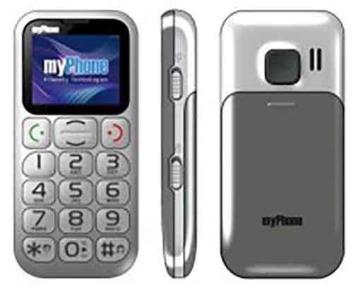 Обзор мобильного телефона MyPhone 1045