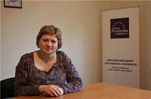 Людмила Митиогло считает, что политики манипулируют людьми и создают негативное представление о Евросоюзе
