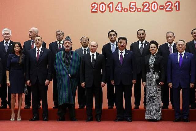 Рождение Евразийского столетия. Россия и Китай создают Трубопроводистан