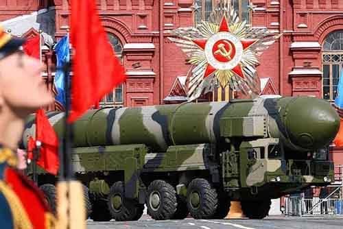 Добро пожаловать в российские ядерные силы