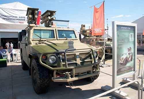США рассматривают эмбарго на российское оружие