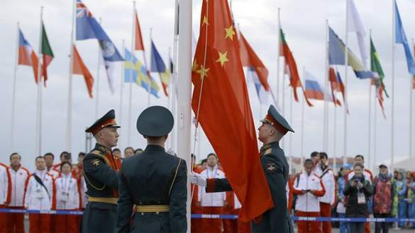 Российско-китайский альянс против агрессии США и НАТО