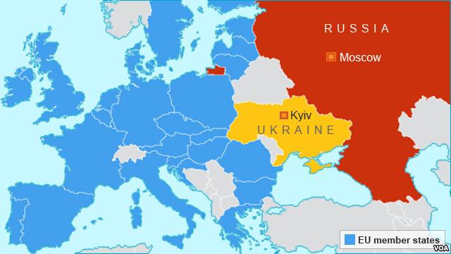 Украинский кризис: изменение мирового порядка неизбежно