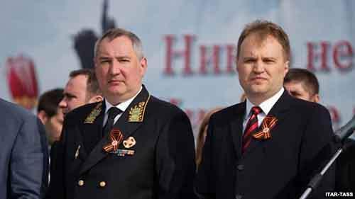 Визит Рогозина в Приднестровье напрягает НАТО вплоть до угроз