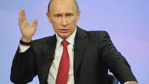 Самые яркие высказывания Путина во время «прямой линии»