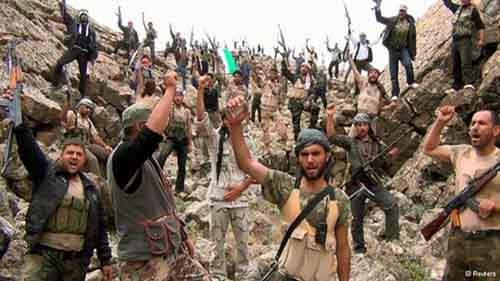 Чеченские боевики прибыли из Сирии в Грузию, чтобы готовиться к войне с Россией
