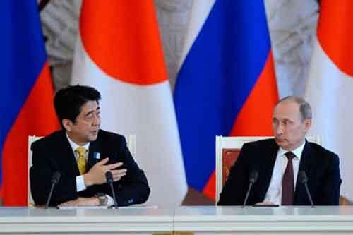 Япония вдохновлена примером Китая: даёшь дешёвый газ из России