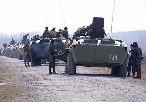 Украинской армии остаётся надеяться, что ей не придётся воевать с Россией640x449
