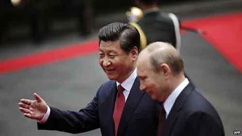 Китайские СМИ: роль России в Азии