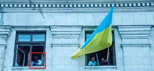 Операция под чужим флагом в Одессе