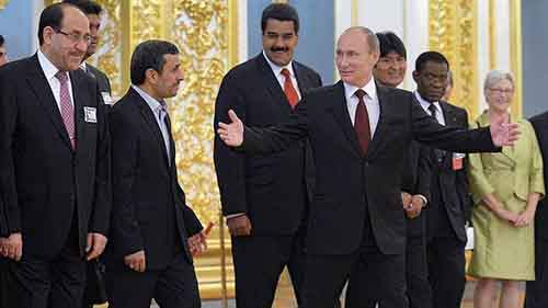 Эзра Левант: новая ОПЕК Путина