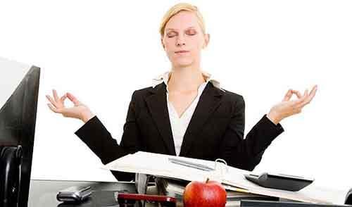 Четыре простых способа снять стресс