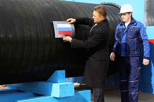 ЕС придётся платить за российский газ в рублях