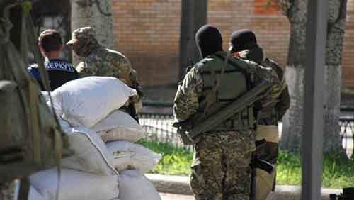 Захваченных в Краматорске журналистов LifeNews будет освобождать ОБСЕ