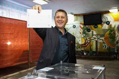Неутомимый «мэр» Славянска Пономарев объявил об очередном захвате миссии ОБСЕ