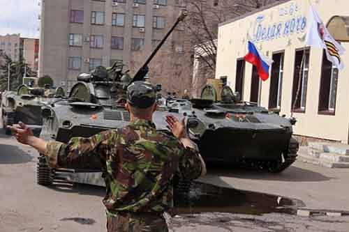 США толкают Запад к войне с Россией
