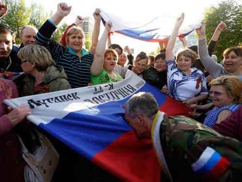 Луганская народная республика ищет признания в ООН