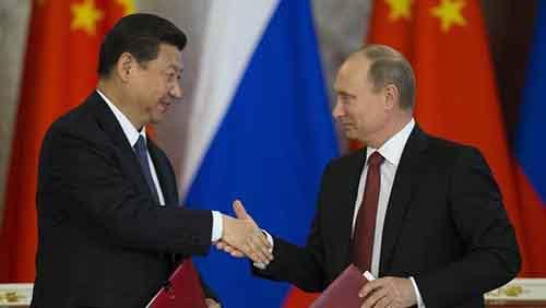Сотрудничество Китая с Россией знаменует окончание эры нефтедоллара