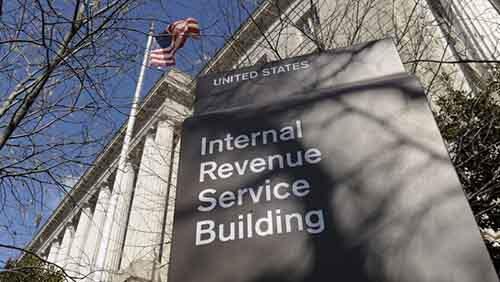 Сможет ли IRS отсрочить смерть доллара?