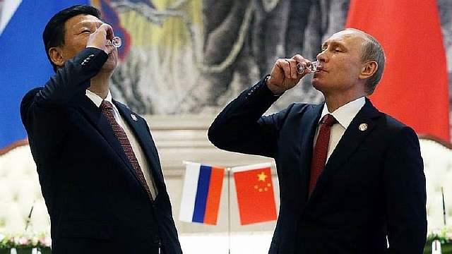 Российско-китайская насмешка над США