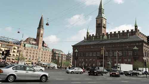 Встреча Бильдербергского клуба в Копенгагене